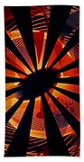 Spiral To Infinity Beach Towel