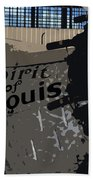Spirit Of Saint Louis Beach Towel