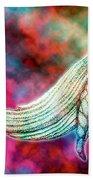Spirit Whale 2 Beach Towel