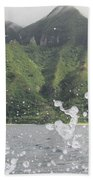 Splash North Shore Kauai Beach Towel