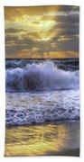 Splash Sunrise IIi Beach Towel