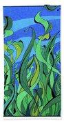 Splendor In The Grass Beach Towel