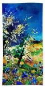 Spring 56 Beach Towel