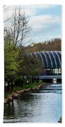 Spring At Crystal Bridges Beach Towel
