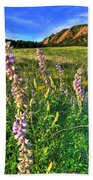 Spring Beauty Beach Towel