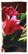 Spring Bouquet Beach Towel by Steve Karol