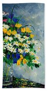 Spring Bunch  Beach Towel