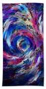 Spring Caught In The Maelstrom Beach Towel