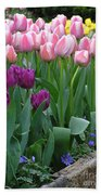 Spring Colors Beach Towel