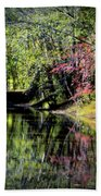 Spring Colors Beach Towel