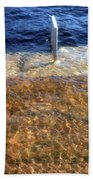Spring Flood  Beach Towel