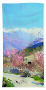 Spring In Italy Beach Towel