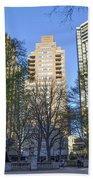 Spring In Philadelphia - Rittenhouse Square Beach Towel