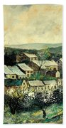 Spring In The Ardennes Belgium Beach Towel