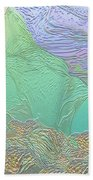 Spring In The Desert Beach Towel