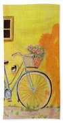 Spring Is In The Air Beach Towel
