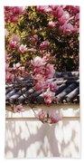 Spring - Magnolia Beach Towel