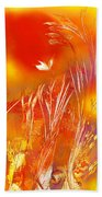 Spring On The Red Planet Beach Towel