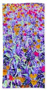 Spring Tulips - Photopower 3125 Beach Towel