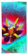 Spring Tulips - Photopower 3131 Beach Towel
