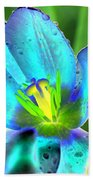 Spring Tulips - Photopower 3150 Beach Towel