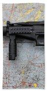 Sr-2mp Submachine Gun Beach Sheet