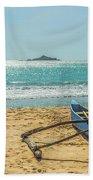 Sri Lanka. Nilaveli Beach Towel