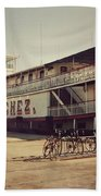 Ss Natchez, New Orleans, October 1993 Beach Towel