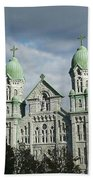St. Anne's Church Beach Towel