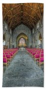 St Asaph Cathedral Beach Towel