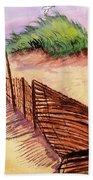 St. Augustine Beach Beach Towel