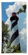 St. Augustine Lighthouse Beach Towel