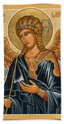 St. Gabriel Archangel - Jcarb Beach Sheet