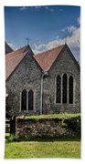 St James The Great Elmsted Beach Towel