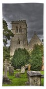 St John The Evangalist Stanmore Beach Towel