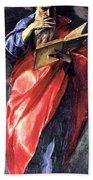 St John The Evangelist 1579 Beach Towel