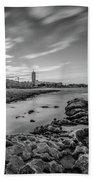 St. Julian's Bay View Beach Towel by Okan YILMAZ