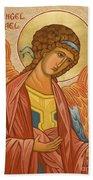 St. Michael Archangel - Jcami Beach Towel