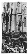 St. Patrick's Cathedral Beach Towel
