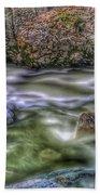 St. Paddy's River Beach Towel