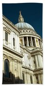 St Pauls Cathedral London 2 Beach Towel