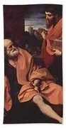 St Peter And St Paul Beach Towel