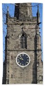 St Wystan's Bell Tower Beach Towel