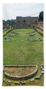 Stadium Of Domitian Beach Towel