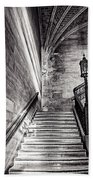 Stairs Of The Past Beach Towel