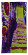 Stairway To Heaven Beach Towel