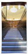 Stairway To Knowledge Beach Towel