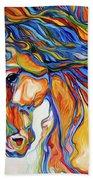 Stallion Southwest By M Baldwin Beach Sheet