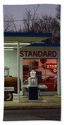 Standard Oil Museum After Dark 18 Beach Towel