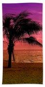 Standing - Jersey Shore Beach Towel
